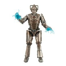 Doctor Who Series 6 Corroded Cyberman With Limb Damage & Electric Shock - Ages 5+