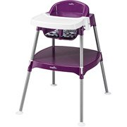 Cheapest Prices! Evenflo Mini-Meal High Chair, Dottie Grape