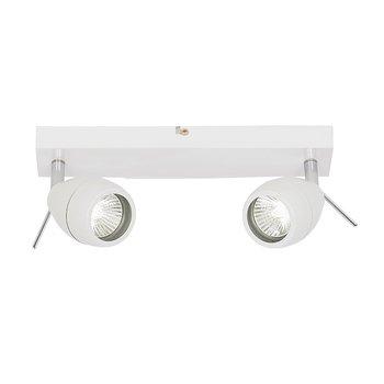 2 Light Wall/Ceiling Spotlight