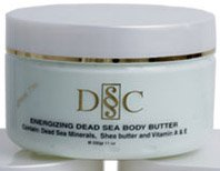 Deep Sea Cosmetics Energizing body butter – green tea and cucumber