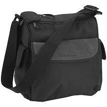 Eddie Bauer Mini Coordinator Diaper Bag - Black - 1
