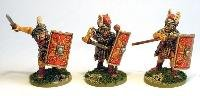 Warlord Games Hail Caesar Early Imperial Romans Optios Army Infantry Soldiers