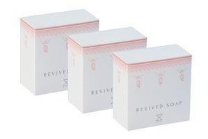 リバイブドソープ~REVIVED SOAP~ 100g×3個セット