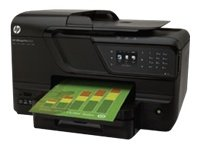 HP Officejet Pro 8600 N911a e-All-in-One Tintenstrahl Multifunktionsgerät (Scanner, Kopierer, Drucker und Fax)