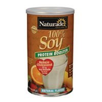 Naturade 100% Soy Protein 14.8 Oz ( Multi-Pack)