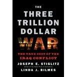 img - for Three Trillion Dollar War (08) by Bilmes, Linda J - Stiglitz, Joseph E [Hardcover (2008)] book / textbook / text book