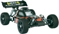 Reely 01:08 Air Attack Nitro buggy model car 2WD P-300 RtR 2.4 GHz