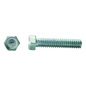 Zinc Plated Steel Slotted Indented Hex Washer Head #10-24 x 1 Qty 250 #10-24 Thread Cutting Screws
