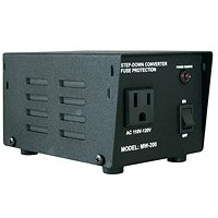 Voltage Converter From 220/240 To 110/120 &From 110/120 To 220/240 front-9906