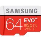 Samsung SDXC 64GB Class 10 UHS-1 Memory Card w/ Adapter, (MB-MC64DA/AM)