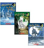 Nighttime Trilogy: Too Afraid to Scream, Too Dark to See, and Too Scared to Sleep (3-Book Set) (Night Time) (0545132452) by Todd Strasser