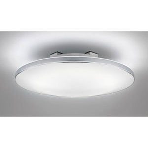 NEC スピーカー付 LEDシーリングライトCrossFeel(クロスフィール) HLDCB0821SP