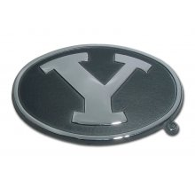 Brigham Young University Cougars Chrome Plated Premium Metal Car Truck Motorcycle NCAA College Sports Team Emblem