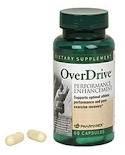 Nuskin Nu Skin Pharmanex Overdrive