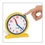Educational Insights Geared Student Clock-Set of 10