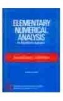 Elementary Numerical Analysis: Algorithmic Approach