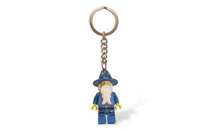 LEGO Kingdoms Wizard Key Chain 853088 - 1