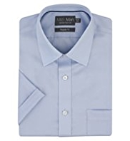 Performance Non-Iron Pure Cotton Fine Twill Shirt