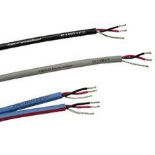 Gep-Flex Dual Pair Easy Strip Microphone Cable Per Foot - Blue-By-Gep-Flex