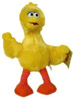 123 Sesame Street Plush : Big Bird plush doll -15in