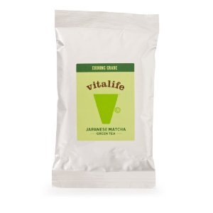 Vitalife Japanese Matcha Green Tea Powder Cooking Grade 3.53oz (100g) by Vitalife