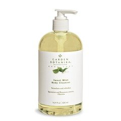 Garden Botanika Sweet Mint Body Cleanser, 16.9 Fluid Ounce from Garden Botanika