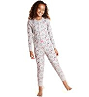Hello Kitty Pure Cotton Cosy Onesie