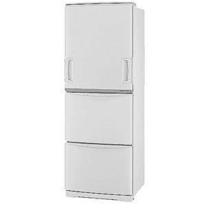シャープ 冷蔵庫(345L・左右開き) 【SJ-WA35M】