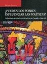 img - for Pueden Los Pobres Influenciar Las Politicas? (Spanish Edition) book / textbook / text book