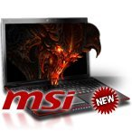 MSI G Series GE70 2OE-017US 17.3-Inch Laptop (Dark/Red)