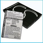 HTC P6500, P6550, HTC Sirius 100, HTC Sedna Replacement Battery