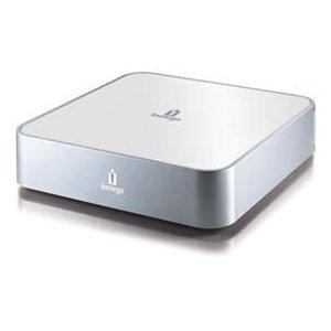 BRAND NEW Iomega MiniMax Desktop 34937 1 TB External Hard Drive FireWire/i.LINK 800 USB 2.0 8 MB Buffer