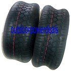 Set of 15X6X6 Turf Tires 4 ply Qyt of 2 Garden Tractor Lawn Mower Riding Mower by CST