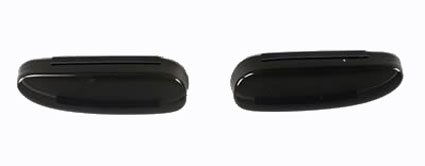 GT Styling GT0986S 94-98 & 99-04 FORD MUSTANG Smoke Fog Light Covers - Pair (Fog Lights For 94 Mustang Gt compare prices)