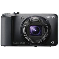 Sony Cyber-shot DSC-HX10V 18.2 MP Exmor R CMOS Digital Camera with 16x Optical Zoom and 3.0-inch LCD (Black) (2012 Model)