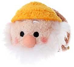 Disney Exclusive Tsum Tsum 3.5 Inch Mini Plush Happy