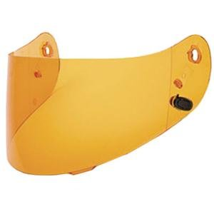 Hjc Helmets Hj09 Shield Amber
