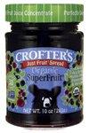 Crofters Super Fruit Spread 621510 Oz