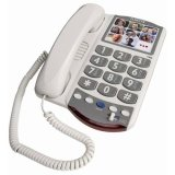Clarity P400 - Corded Phone (DE5811) Category: Single Line Corded Telephones