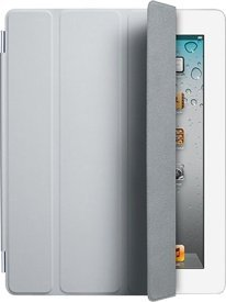 Apple iPad 2 Polyurethane Smart Cover - Gray (MC939LL/A)