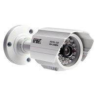 """URMET 1092/128A - Telecamera compatta day&night con CCD da Œ"""", ottica 3.6mm e LED IR."""