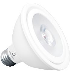 Green Creative 40662 - Led - 14.5 Watt - Par30 - Short Neck - 75W Equal - 3000 Candlepower - Narrow Flood - 3000K Warm White