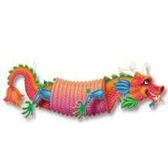 Chinese Dragon 29in Decoration