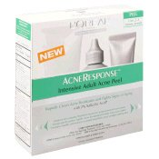 L'Oreal Dermo Expertise Acne Response Intensive Adult Acne Peel, 3-Step System