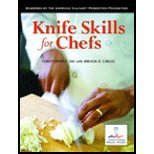 Knife Skills For Chefs (07) By [Paperback (2006)]