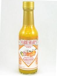 Marie Sharps Orange Pulp Habanero 5oz X 2bottles by Marie Sharp's