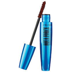 Palladio Aqua Force Waterproof Defining Mascara, Brown