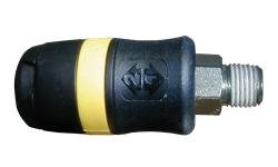Non-Marring Composite Coupler Safety Mal