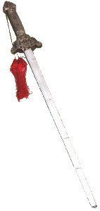Teleskop Tai Chi Schwert (ausziehbar)
