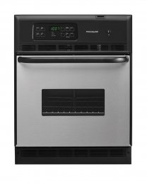 "Frigidaire Ffew2425Ls 24"" Single Electric Wall Oven With 2.9 Cu. Ft. Capacity, Self-Cleaning, Delay Clean, Ready-Select Controls, 2 Oven Racks, Auto Shut-Off, Vari-Broil System, In Stainless Steel"